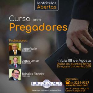 2019 07 01 POST CURSO DE PREGADORES Ago19